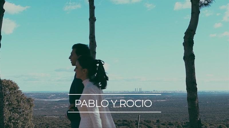 Pablo y Rocío Boda en El Pendolero