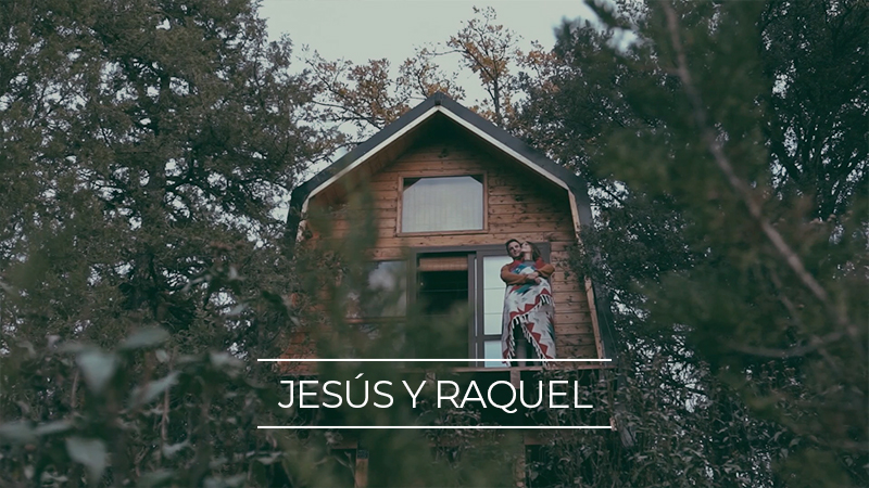 Jesus y Raquel The Van Dreams