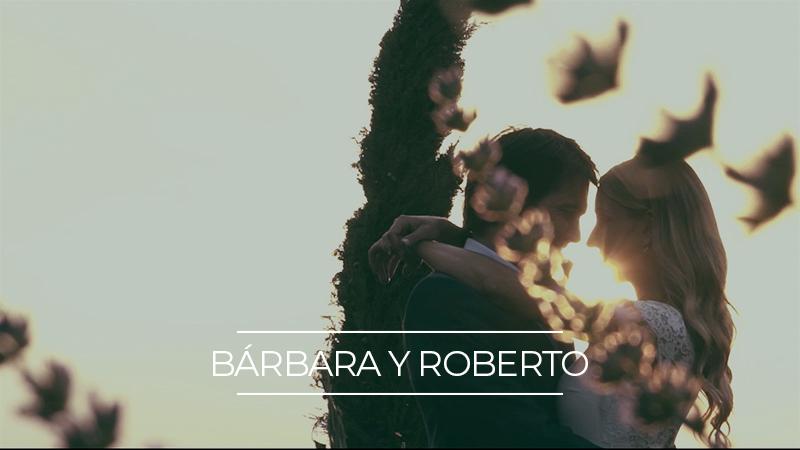Barbara y Roberto Boda en Las Margas